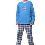 Bavlněné chlapecké pyžamo František