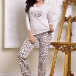 Bavlněné dámské pyžamo Greta