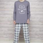 Chlapecké pyžamo 289 melange