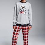 Chlapecké pyžamo 967/29 Lemur