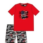 Chlapecké pyžamo Cornette 790/53 Young Boy America kr/r