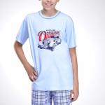 Chlapecké pyžamo Damian s autem veterán