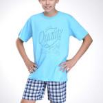 Chlapecké pyžamo František modré