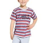 Chlapecké pyžamo Maxík pruhované