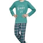Chlapecké pyžamo Miloš zelené
