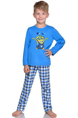 chlapecke-pyzamo-mimon-super-hero-modre.jpg