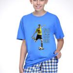 Chlapecké pyžamo Moro modré