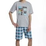 Clapecké pyžamo 551/18 Summer fun melange