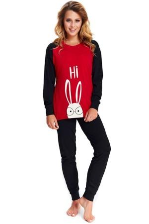 damske-cerveno-cerne-pyzamo-rabbit-hi.jpg