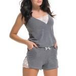 Dámské letní pyžamo Dn-nightwear PM.9251