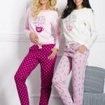 Dámské pyžamo 1003 Sara pink