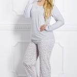 Dámské pyžamo 1042 Ismena grey