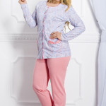 Dámské pyžamo 1043 Wera pink