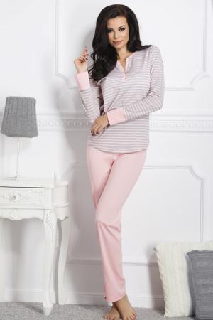 damske-pyzamo-1187-rebeka-grey-pink.jpg