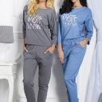 Dámské pyžamo 1196 Jurata blue