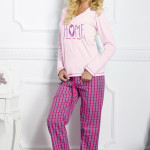 Dámské pyžamo 1197 Larysa pink