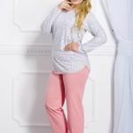 Dámské pyžamo 2033 Bozenka pink