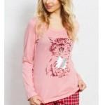 Dámské pyžamo 2054 Kotě – Vienetta
