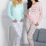 Dámské pyžamo 211 Gabi pink
