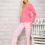Dámské pyžamo 2112 Nati  pink