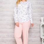 Dámské pyžamo 2132 pink