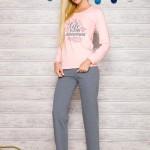 Dámské pyžamo 259 Sylwia pink