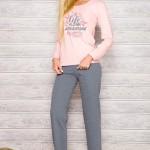 Dámské pyžamo 286 pink