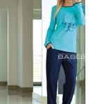 Dámské pyžamo 3028