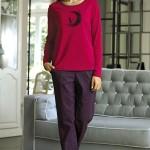 Dámské pyžamo 3071-1 Babella