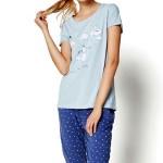 Dámské pyžamo 35255 blue