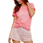 Dámské pyžamo 35911 pink
