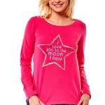 Dámské pyžamo 36171 Moony 42x pink