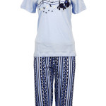Dámské pyžamo 4002 – Vienetta