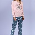 Dámské pyžamo 4977 – Vamp