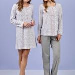 Dámské pyžamo 4989 Vamp