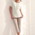 Dámské pyžamo 560 – LUNA