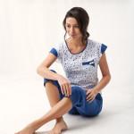 Dámské pyžamo 570 – LUNA