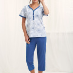 Dámské pyžamo 572 – LUNA