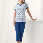 Dámské pyžamo 583 – LUNA