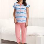 Dámské pyžamo 591 – LUNA