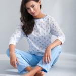 Dámské pyžamo 593