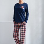 Dámské pyžamo 596 – LUNA