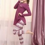 Dámské pyžamo 603 – Roksana