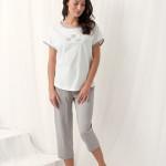 Dámské pyžamo 656 – LUNA