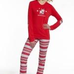 Dámské pyžamo 671/54 Reindeer