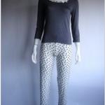 Dámské pyžamo 829 YPJ Cocoon