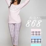 Dámské pyžamo 868