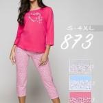 Dámské pyžamo 873 BIG