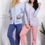 Dámské pyžamo 963 Wera pink