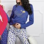 Dámské pyžamo 965 Daga blue